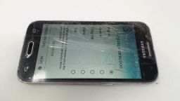 Samsung Galaxy Core Prime SM-G360V Black - Verizon CRACKED GLASS/BAD CHRG PORT