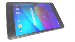"ASUS ZenPad Z8s 8"" Tablet, 16GB, P00J, Slate Gray, Verizon"