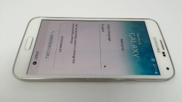 Samsung Galaxy S5 SM-G900T White - T-Mobile