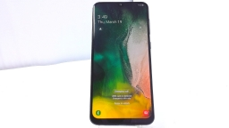 Samsung Galaxy A30 SM-A305N, Unlocked, Storm Grey, PARTS ONLY