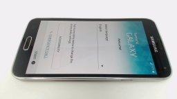 Samsung Galaxy S5 SM-G900P Black Sprint- PARTS ONLY