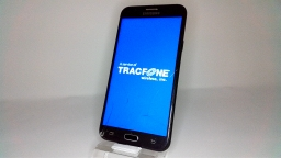 Samsung Galaxy J7 Sky Pro SM-S727VL, Tracfone, Black, Cracked Glass