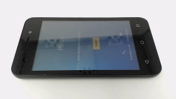 IMO IM Q2 Plus + Cellphone (Black 8GB) Vodafone Pay as you Go