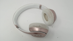 Beats Solo2 Wireless On-Ear Headphone - Rose Gold NO AUDIO RIGHT & LOOSE HINGE