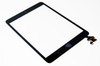 iPad mini Glass Digitizer Panel - Black