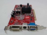 Power Mac ATI Radeon 9200 RV280 128MB Video Card