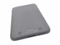 Nook HD Back Case w/ Speakers, Smoke