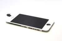 iPhone 5s Digitizer LCD Assembly, White