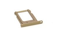 SIM Card Tray holder Slot Replacement Part for iPhone 5S GOLD