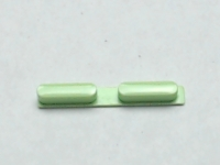 iPhone 5c Volume Rocker Buttons, Green