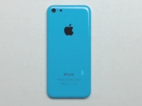 Blue Rear Back Door Battery Cover Case Housing Replacement For iPhone 5C