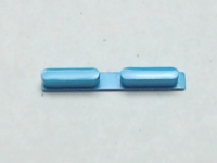 iPhone 5c Volume Rocker Buttons, Blue