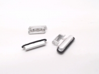 iPhone 6 Button Set, Silver