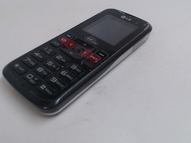 LG VM101 (Virgin Mobile), Bad ESN