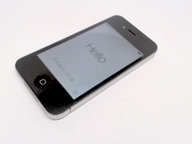 iphone bad esn apple iphone 4 8gb md439ll a black verizon bad esn 11628