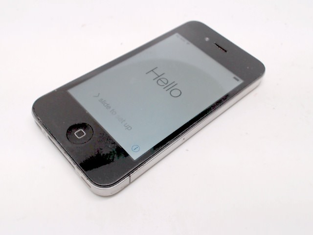 iphone 4 8gb apple iphone 4 8gb black md127ll a at amp t bad esn 10834