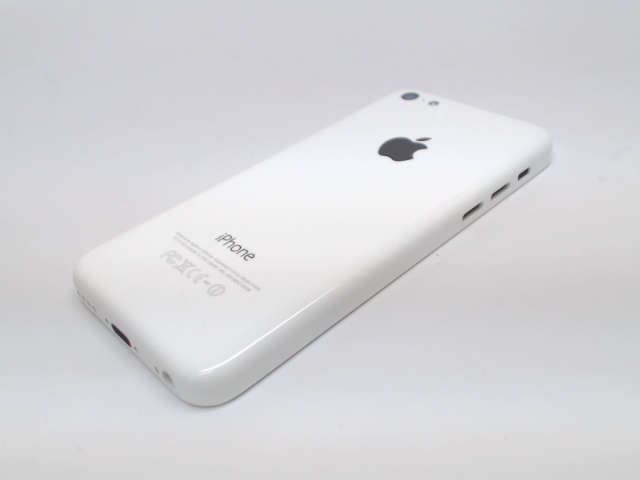 iphone 5c sprint white rear back door battery cover housing 1993
