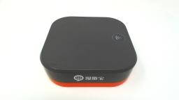 Skyroam S014 WiFi Hotspot Gray&Orange ESN Status Unknown/Unknown carrier