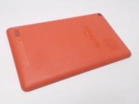 Amazon Fire 5th Gen Back Case, Tangerine