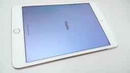 Apple iPad mini 4 128GB, MK8F2LL/A, Gold, Wi-Fi + T-Mobile, Bad ESN