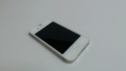 Apple iPhone 4 8GB, MD440LL/A, White, Verizon, PARTS ONLY, Bad Camera