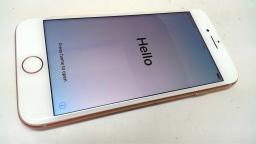 Apple iPhone 8 64GB, MQ7A2J/A, Rose Gold, Japan, NTT docomo