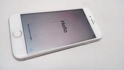 Apple iPhone 8 256GB, MQ7V2LL/A, Silver, Unlocked