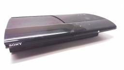 Sony PlayStation 3 500GB System, CECH-4001C, Black, Heavy Wear