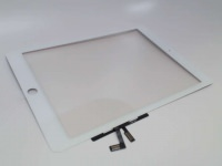 iPad Air (Late 2013) and 5th Gen Glass and Digitizer Replacement, White