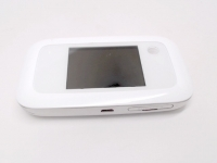 AT&T ZTE Velocity MF923 White Wi-Fi Hotspot Modem Wireless