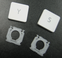 MacBook Keys for Model A1342 - Individual Key Keycap