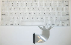 iBook Keyboard Replacement - White Ice
