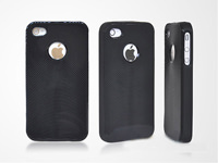 iPhone 4 TPU Case with Fingerprint Design
