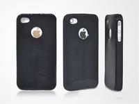 iPhone 4 TPU Case with Fingerprint Design