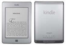 "Kindle Touch e-Reader with Wi-FI, 6"" Ink Display (Special Offers) GRADE B"