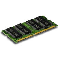 4GB Memory Upgrade DDR2 PC2-5300 Ram SODIMM for Mac